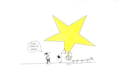l'étoile et marie